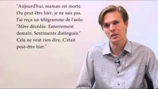 Download Camus L'Étranger Video