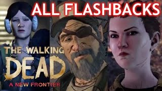 Download The Walking Dead: A New Frontier [All Flashbacks] [Episode 1] Video