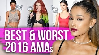 Download Best & Worst Dressed American Music Awards 2016 (Dirty Laundry) Video