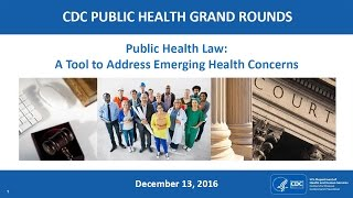 Download Public Health Law: A Tool to Address Emerging Health Concerns Video