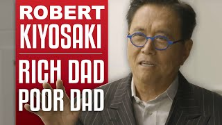 Download ROBERT KIYOSAKI - Rich Dad, Poor Dad - How To Invest In Yourself - Part 1/2 | London Real Video
