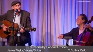 Download ″Suzanne″ by Leonard Cohen - James and Yo-Yo Ma Video