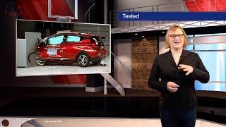 Download Nissan LEAF Tease, Trump Stance Backfires, Stowaway Model X Kitten - TEN Future Car News 6/23/2017 Video