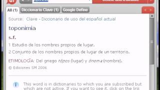 Download Definición de toponimia Video