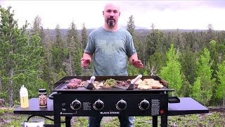 Download BLACKSTONE 36″ Griddle Cooking Station Experience Video