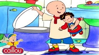 Download Funny Animated cartoon | Caillou and the Doll | WATCH CARTOON ONLINE | Cartoon for Children Video