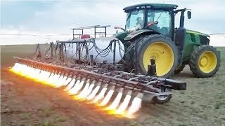 Download Amazing Modern Agriculture Machine Tractor in Action - Latest Technology Agriculture Farm Equipment Video