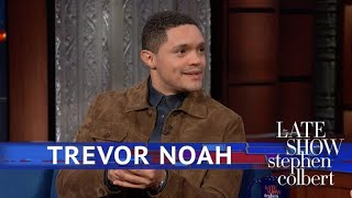Download Trevor Noah Is Stealing 'Executive Time' From Trump Video
