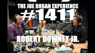 Download Joe Rogan Experience #1411 - Robert Downey Jr. Video
