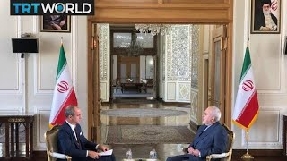 Download One on One: Exclusive interview with Iranian Foreign Minister Dr Mohamad Javad Zarif Video
