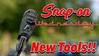 Download Snap-on Wednesday - Some New Tools And A Message From Manni Video
