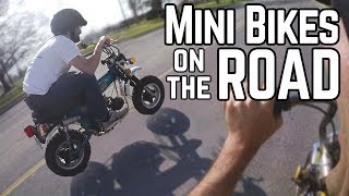 Download Road Legal Mini Bikes | First Ride in 30+ Years! Video