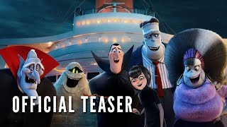 Download HOTEL TRANSYLVANIA 3: SUMMER VACATION - Official Trailer (HD) Video