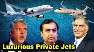 Download 8 Most Expensive Private Jets owned by Indian Billionaires Video