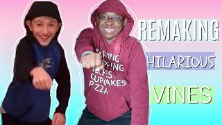Download REMAKING HILARIOUS VINES Video