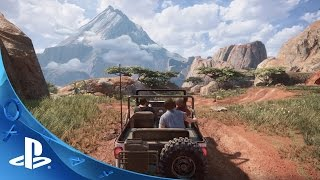 Download UNCHARTED 4: A Thief's End - Madagascar Preview | PS4 Video