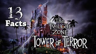 Download 13 Spooky Facts About The Twilight Zone Tower of Terror at Disney's Hollywood Studios - ParkFacts Video