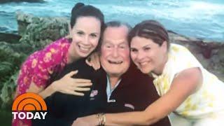 Download Jenna Bush Hager, Barbara Bush On Favorite Memories Of George H.W. Bush | TODAY Video
