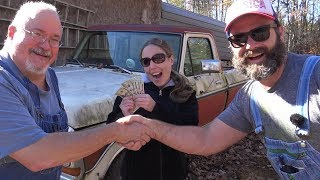 Download Craigslist pickup truck unbelievably cheap! Scam? Too good to be true?? Will it run?? We Bought it!! Video