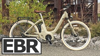 Download Piaggio Wi-Bike Comfort Plus Video Review - $3.7k Stylish, Feature Complete, Electric Bicycle Video