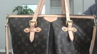 Download LOUIS VUITTON | REVIEW + WHY I SOLD THIS BAG | PALERMO GM | MOD SHOTS | GINALVOE Video