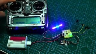 Download CC3D - CleanFlight, WS2812B LED Strip Video