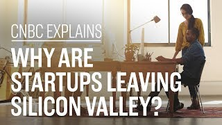 Download Why are startups leaving Silicon Valley? | CNBC Explains Video