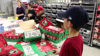 Download Operation Christmas Child, Samaritan's Purse, International Relief. Video
