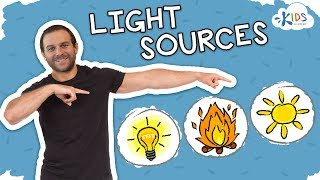 Download Sources of Light | Science for Kids | Kids Academy Video