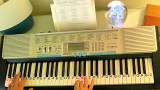 Download How to Play ~ Victory In Jesus ~ Gospel Favorite ~ LetterNotePlayer © Video