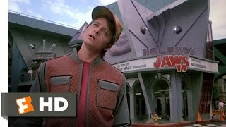 Download Back to the Future Part 2 (2/12) Movie CLIP - Hill Valley, 2015 (1989) HD Video