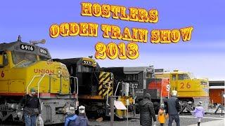 Download Great Train Shows! - Hostlers Ogden Train Show 2018 Video