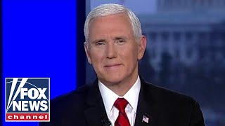 Download Pence reacts to Pelosi's 'new low' at the State of the Union Video
