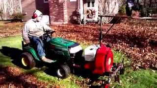 Download Giant Vac leaf blower Video