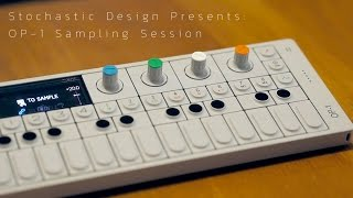 Download Teenage Engineering OP-1: Sampling Session Video