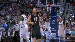 Download Clippers vs. Mavericks Full Highlights | 3/23/17 Video