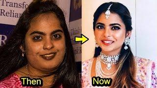 Download Mukesh Ambani Daughter Isha Ambani Unbelieveable Transformation Video