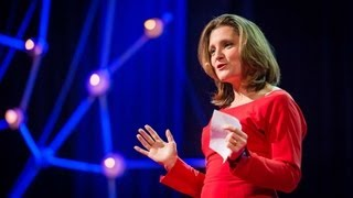 Download Chrystia Freeland: The rise of the new global super-rich Video