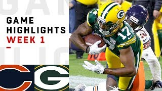 Download Bears vs. Packers Week 1 Highlights | NFL 2018 Video