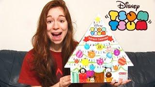 Download Ouverture de mon Calendrier de l'Avent TSUM TSUM Figurine de Noël ! ♡ Video