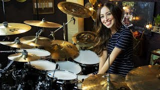 Download DREAM THEATER - PULL ME UNDER - DRUM COVER BY MEYTAL COHEN Video