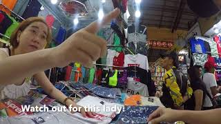Download Vietnamese Bullying Shopper l Shopping in Ben Thanh Market l Avoiding Credit Card Fraud Video