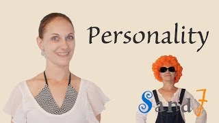 Download Talking about Personality (English Speaking) Video