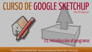 Download 01. Curso SketchUp. Introducción al programa Video