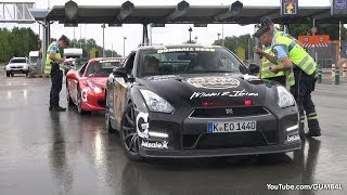 Download Gumball 3000 - French Police stops Gumballers! Video
