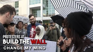 Download PROTESTER SCREAMS Then Rethinks : Change My Mind | Louder With Crowder Video