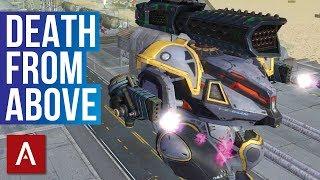 Download War Robots: Mercury Shotgun MK2 Gameplay | Death From Above Video