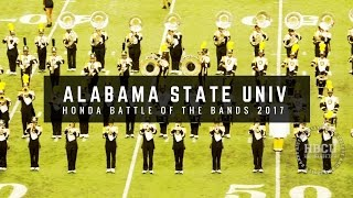 Download Alabama State Univ. - Honda Battle of the Bands 2017 [4K ULTRA HD] Video