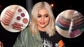 Download Kylie Jenner Fires Back At Lip Kit Comparisons To ColourPop Video