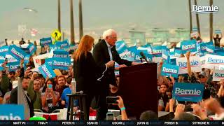 Download Bernie and AOC Rally in Venice Video